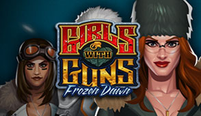 Girls With Guns Guns Frozen Dawn